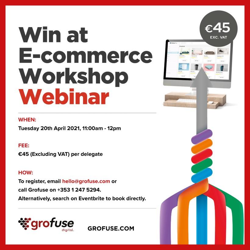 Grofuse E-commerce Training Webinar