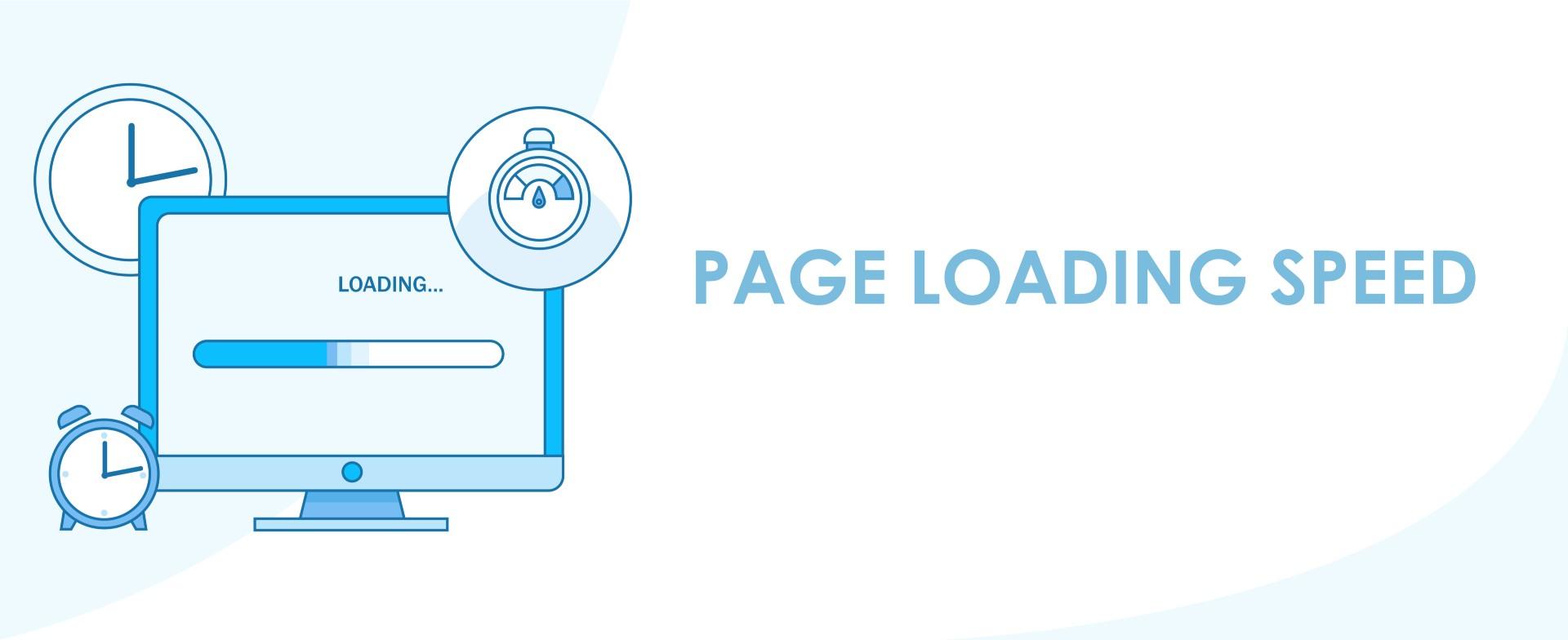 Website Page Loading Speed Optimisation