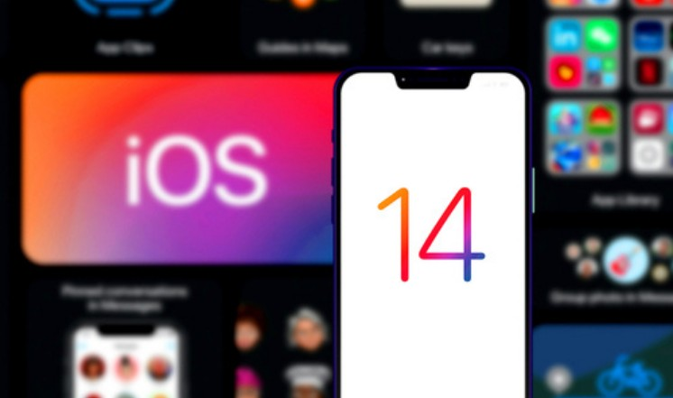 Apple iOS 14 Update