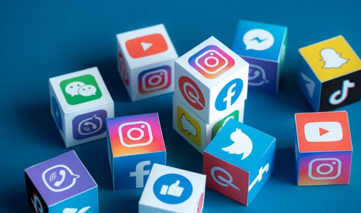 Social media channels demographics