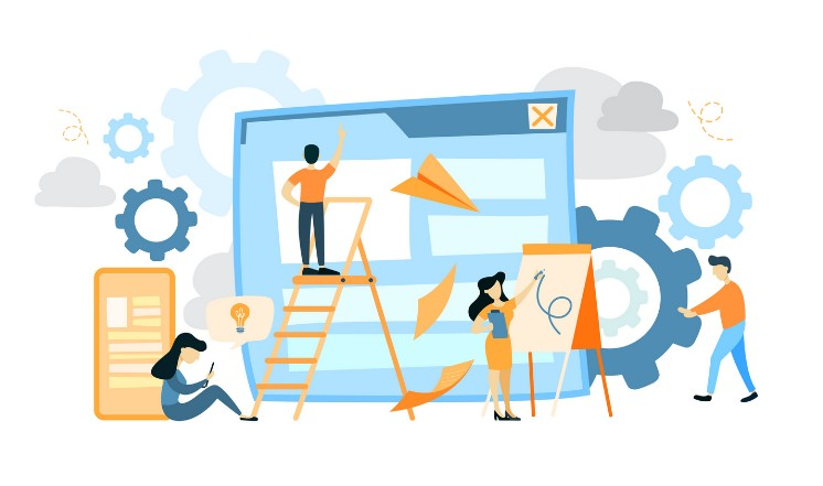 7 reasons you shouldn't build your own website